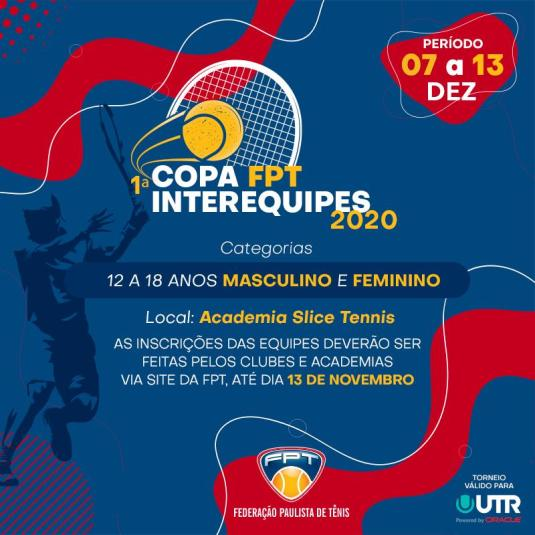 COPA FPT INTEREQUIPES – 2020