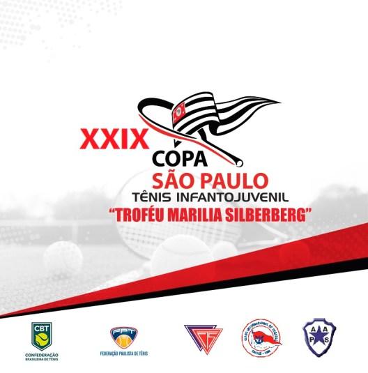 SANTOS SEDIARÁ A XXIX COPA SÃO PAULO DE TÊNIS – TROFÉU MARÍLIA SILBERBERG