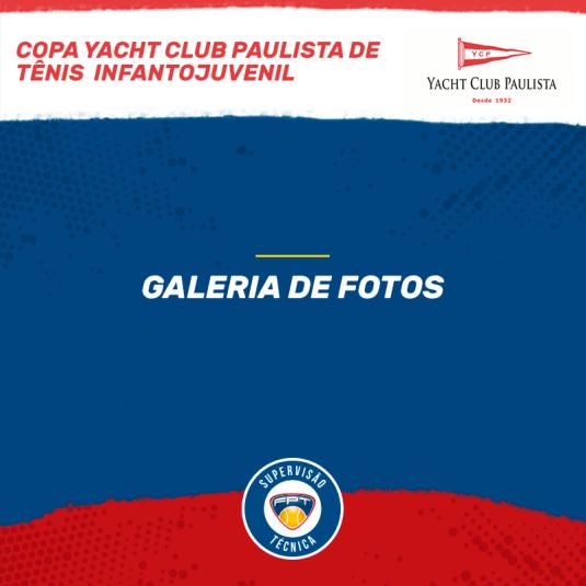 COPA YACHT CLUB PAULISTA INFANTOJUVENIL – QUADRO DE HONRA E GALERIA DE FOTOS