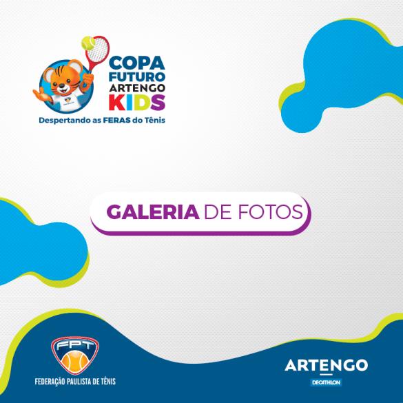 COPA FUTURO ARTENGO KIDS – SLICE -QUADRO DE HONRA E GALERIA DE FOTOS