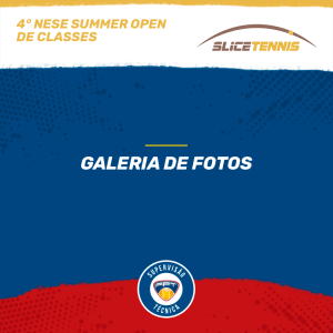 4º NESE SUMMER OPEN DE CLASSES – QUADRO DE HONRA E GALERIA DE FOTOS
