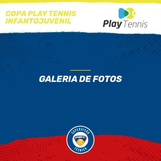 Copa Play Tennis Infantojuvenil – Quadro de Honras