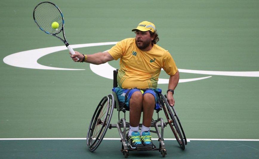 São Paulo terá representante no Tênis Paralímpico