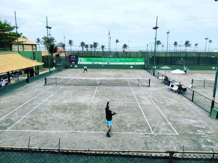 Confira o desempenho dos paulistas no ITF S200 de Salvador