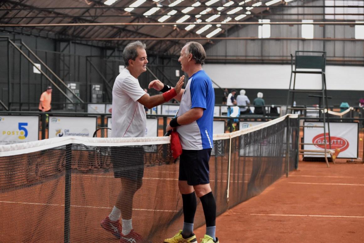 Terceiro dia de jogos do ITF S700 chega ao fim, veja fotos, resultados e a programação para o 4° dia