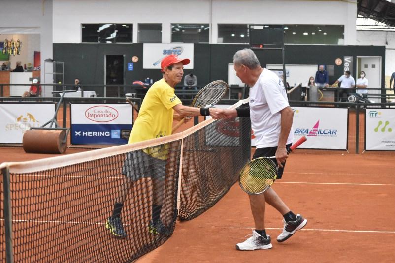 Após o fim do primeiro dia do ITF S700, confira fotos e as chaves atualizadas;