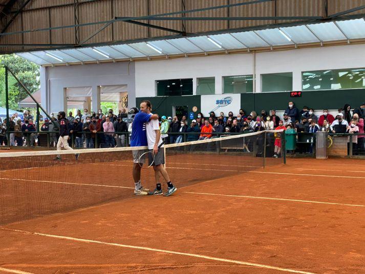 ITF Seniors tem dia cheio para as finais de sábado, confira: