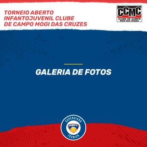 Quadro de Honras – Torneio Aberto Infantojuvenil Clube de Campo de Mogi das Cruzes