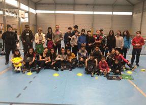 Resultados y entrega de premios del Campeonato tenis rubor 2018