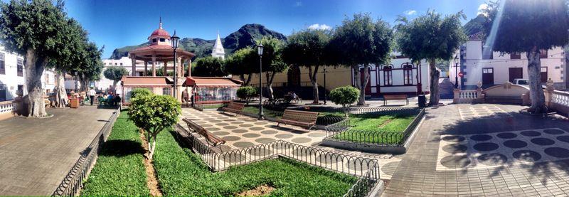 Plaza de Los Silos