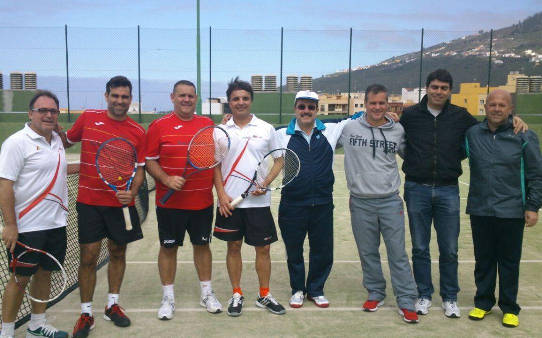 Interclub 4ª Vet +35 Grupo B