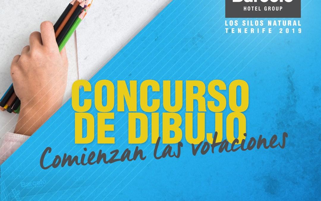 Comienza las votaciones del Concurso de Dibujo