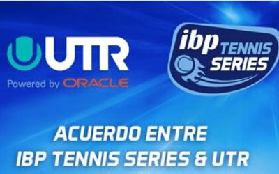 IBP Tennis Series, con los MEJORES – Acuerdo entre IBP Tennis Series & UTR