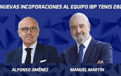 IMPORTANTES FICHAJES PARA EL CIRCUITO IBP TENIS SERIES