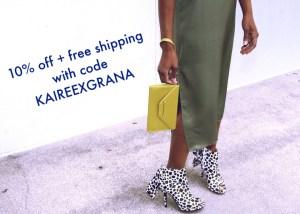 Grana discount code kaireexgrana