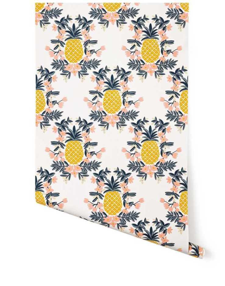 Ananasai-tapetai