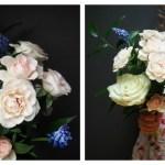 Gėlės. Puokštė Mamai
