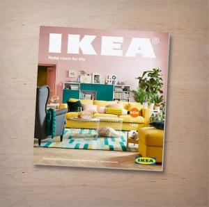 Ikea katalogas 2018