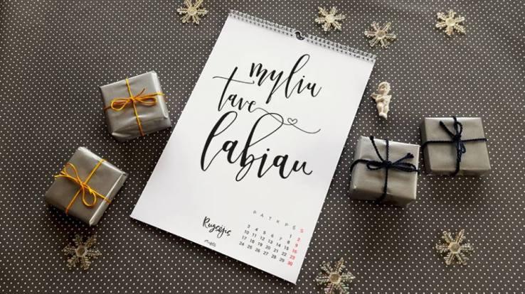 kalendorius 2018