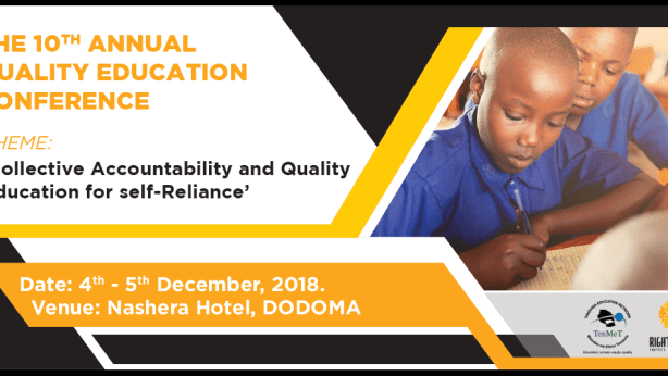 10th Annual Quality Education Conference