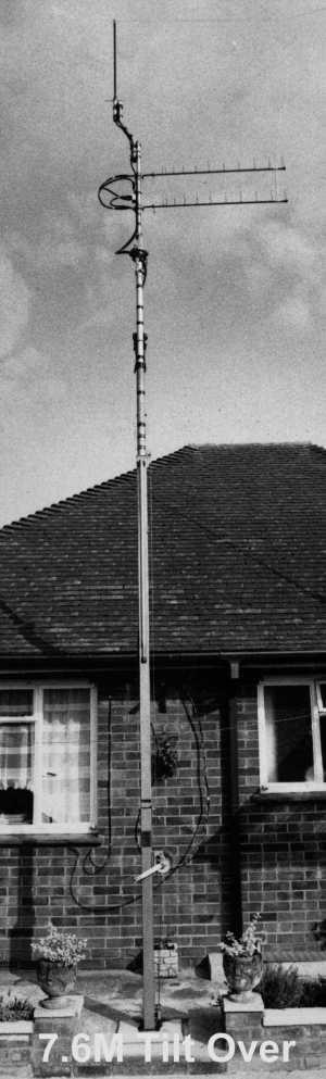 lightweight mast