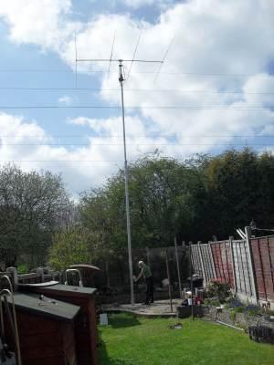 standard mast