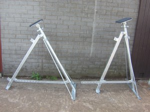 Adjustable Prop Stands