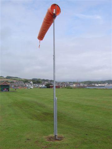 windsock mast