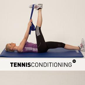 Static Hamstring Stretching