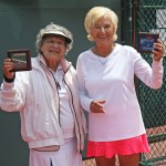 USTA National Women's Senior Hard Court Championships — La Jolla Beach & Tennis Club, Calif.