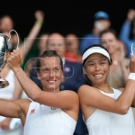 Hsieh, Strycova Dazzle To Ladies Doubles Title, Mochizuki Is Wimbledon Boys' Winner