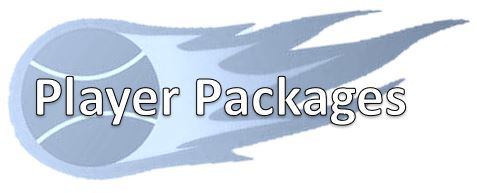 Tennis Player Packages