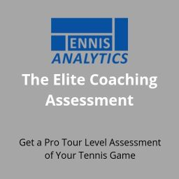 Tennis Analytics Elite Coaching Assessment