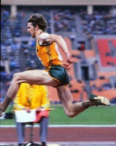 Ian Campbell at the Olympics