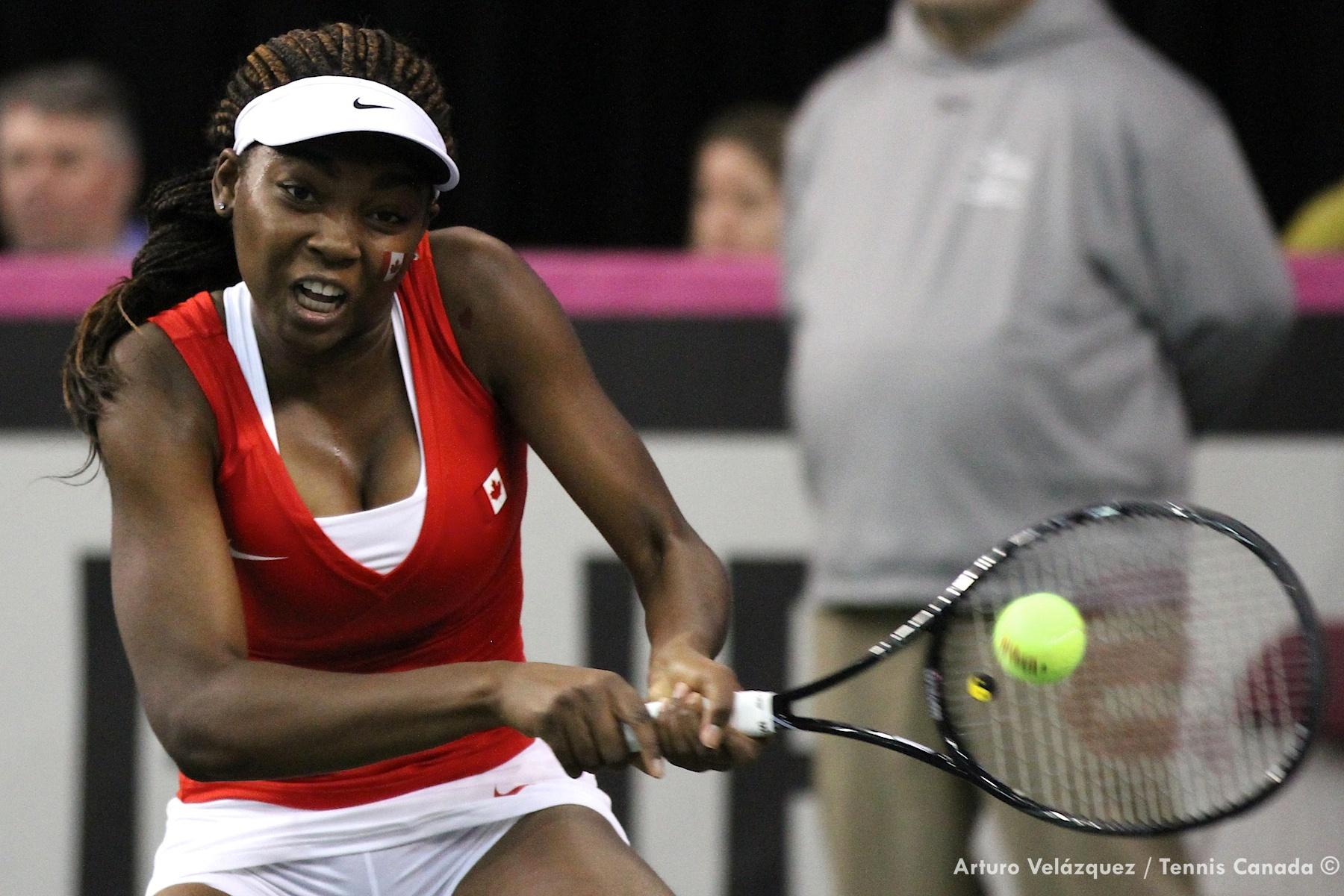 Franoise Abanda Tennis Canada