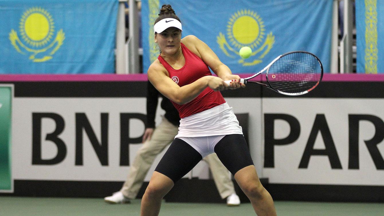 Bianca Andreescu Tennis Canada