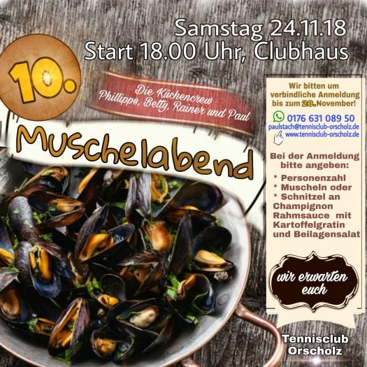 Muschelabend