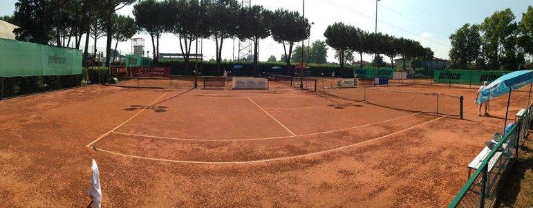 Campi terra rossa | Tennis Club Mogliano