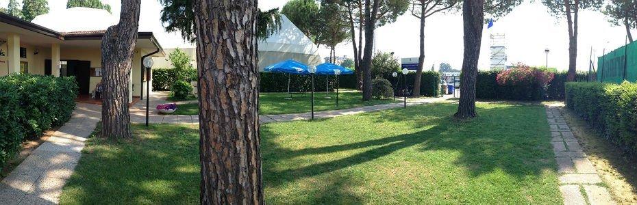 Struttura circolo | Tennis Club Mogliano