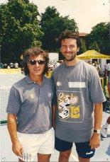 Il Maestro Bata e Omar Camporese a Bologna