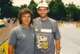 Il Maestro Bata e Stefano Pescosolido a Bologna