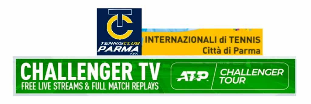 """Video diretta Internazionali di Tennis """"Città di Parma"""""""
