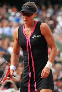 Samanta Stosur. The 2012 Roland Garros