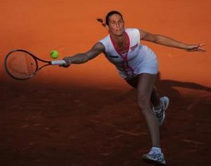 Virginie Razzano, The 2012 French Open
