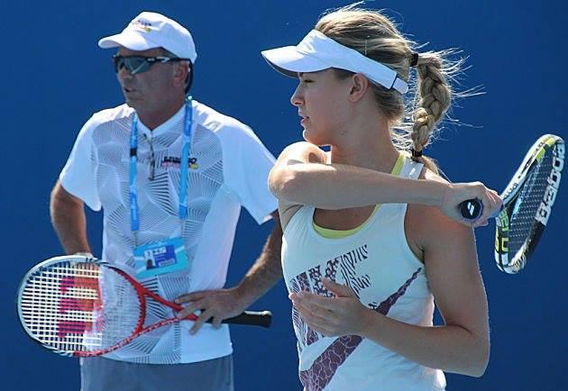 Saviano Genie - Practice under pressure on the tennis court