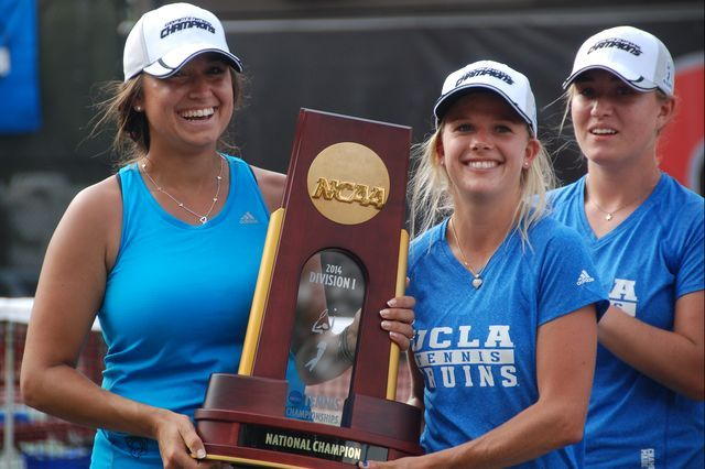 UCLA tennis - What Are College Tennis Coaches Looking for?