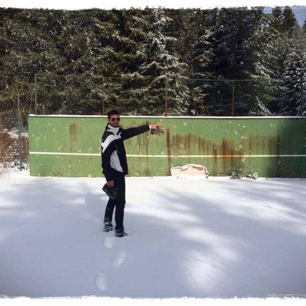 Djokovic-practice-wall