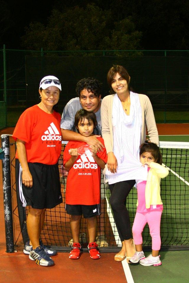 Tennis Parent