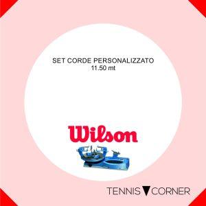 WILSON SENSATION COMFORT-125-naturale