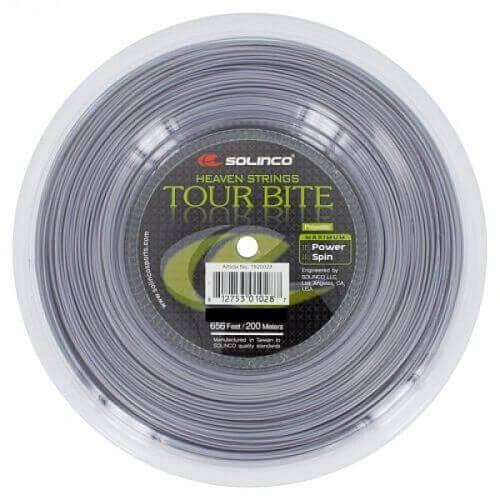 Solinco Tour Bite-130-Grigio-0